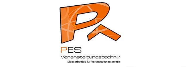 Logo der PES Veranstaltungstechnik GmbH