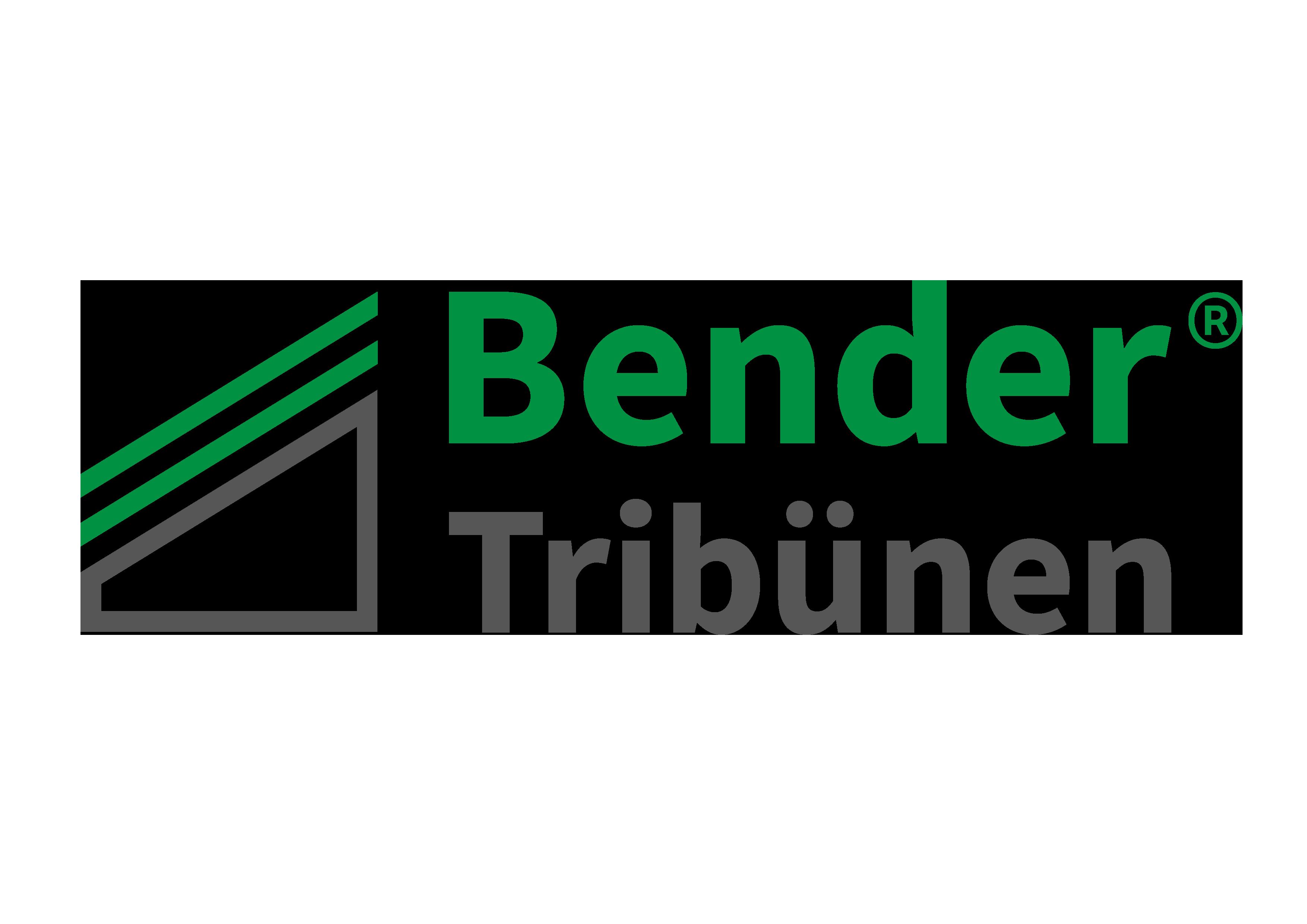 Logo der Bender Tribünen