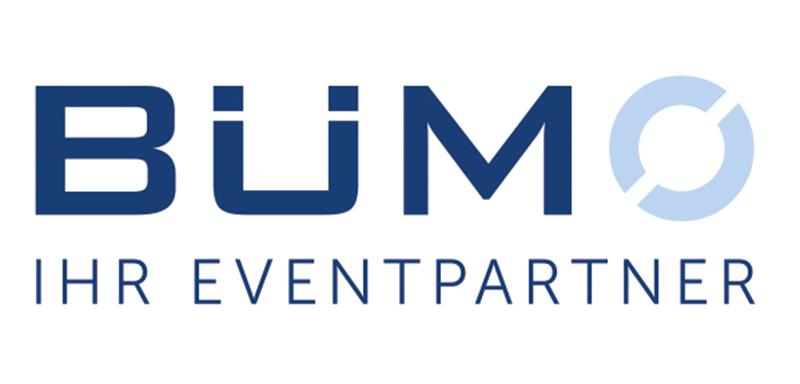 Logo der BÜMO - Ihr Eventpartner GmbH