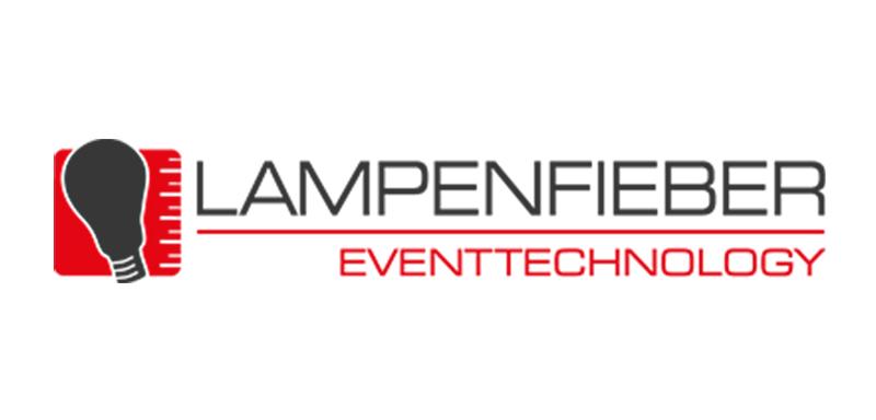 Logo der Lampenfieber eventtechnology GmbH