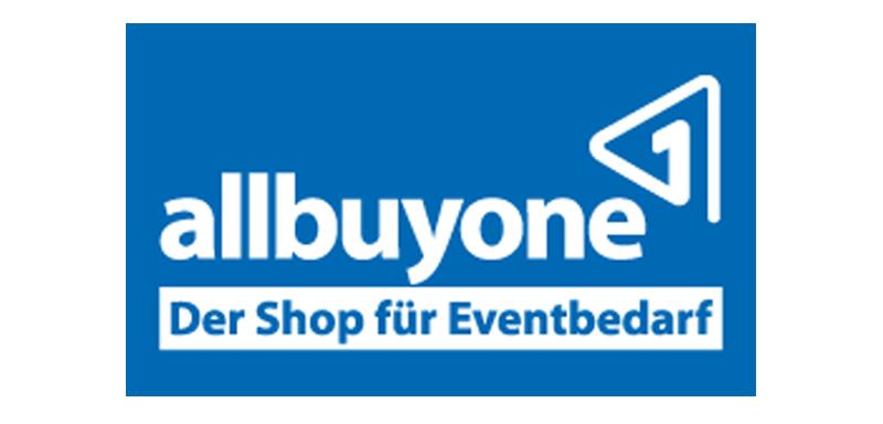 Logo der allbuyone GmbH