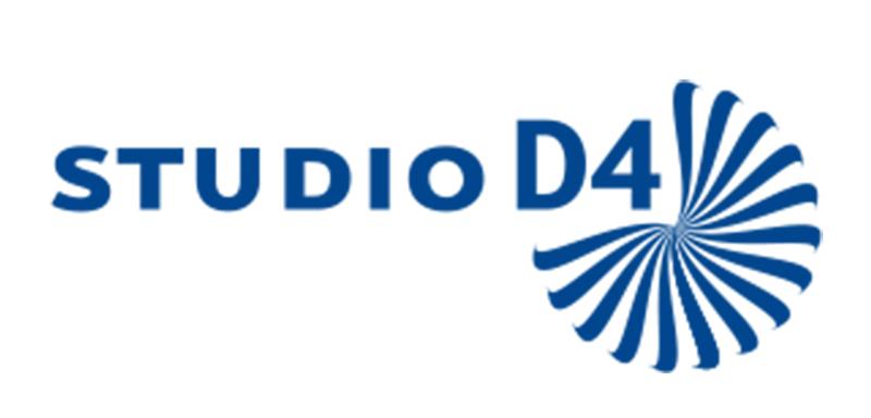 Logo der STUDIO D4