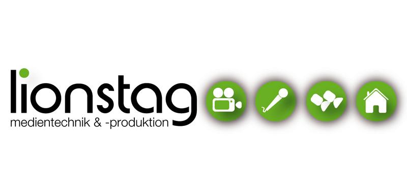Logo der lionstag Medientechnik & -produktion
