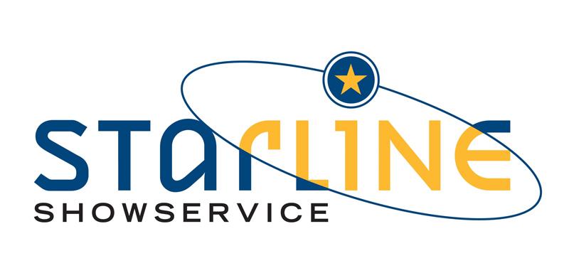 Logo der Starline Showservice GmbH