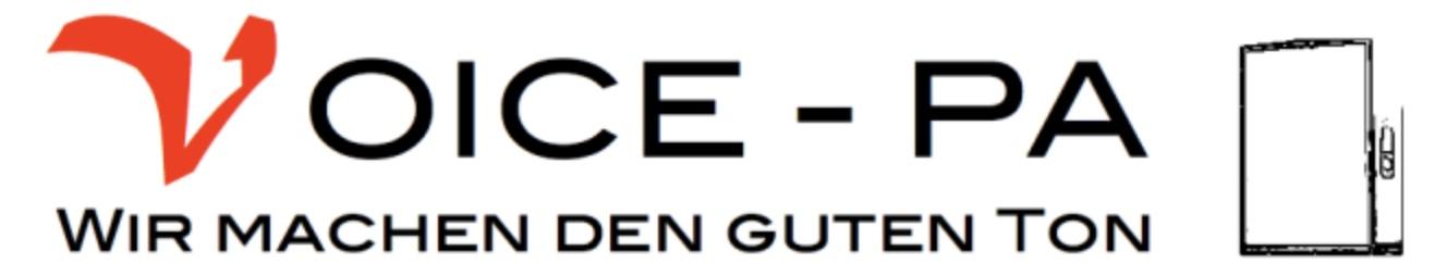 Logo der Voice-PA