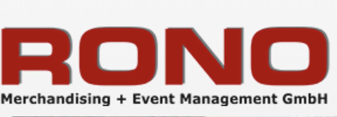 Logo der RONO Merchandising GmbH