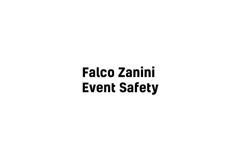 Logo der Falco Zanini Event Safety
