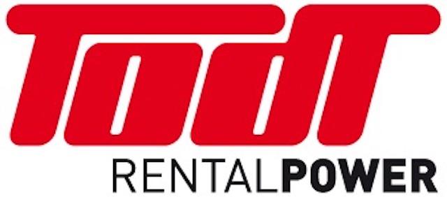 Logo der TODT rentalpower GmbH