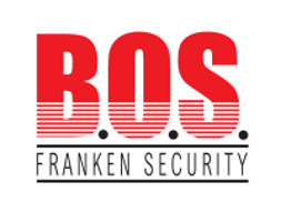 Logo der B.O.S. FRANKEN SECURITY GmbH