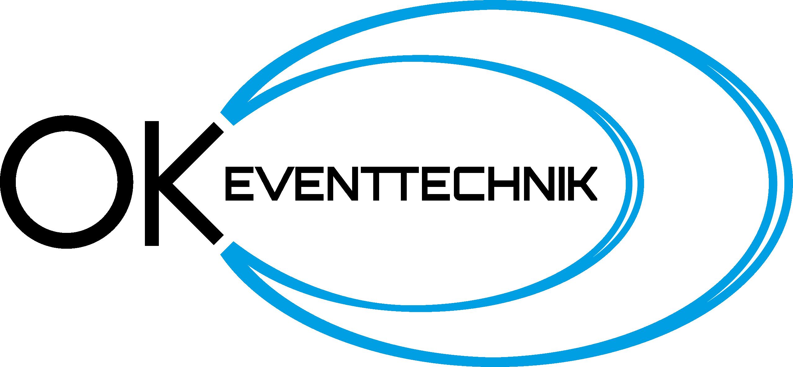 Logo der OK Eventtechnik