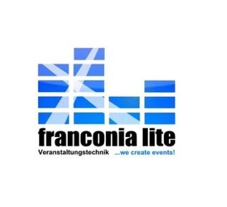 Logo der franconia lite Veranstaltungstechnik