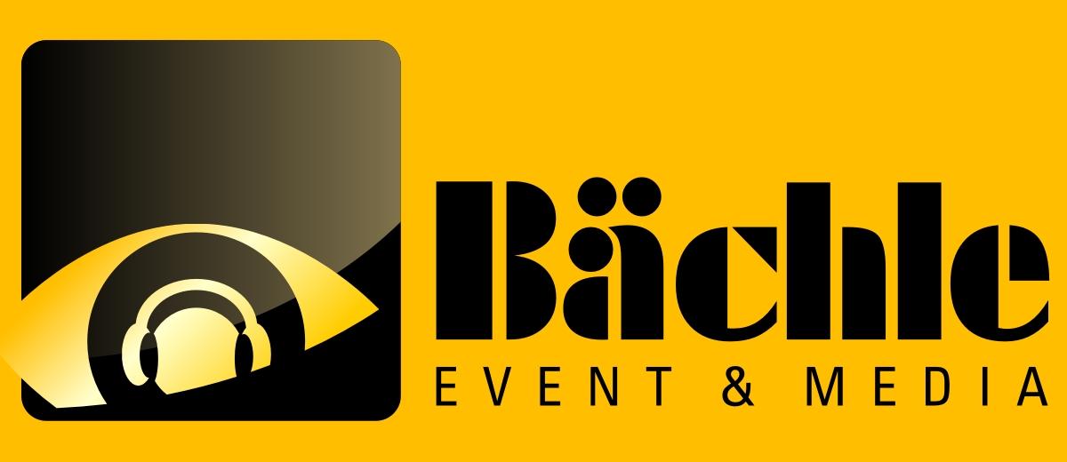Logo der Bächle Event&Media