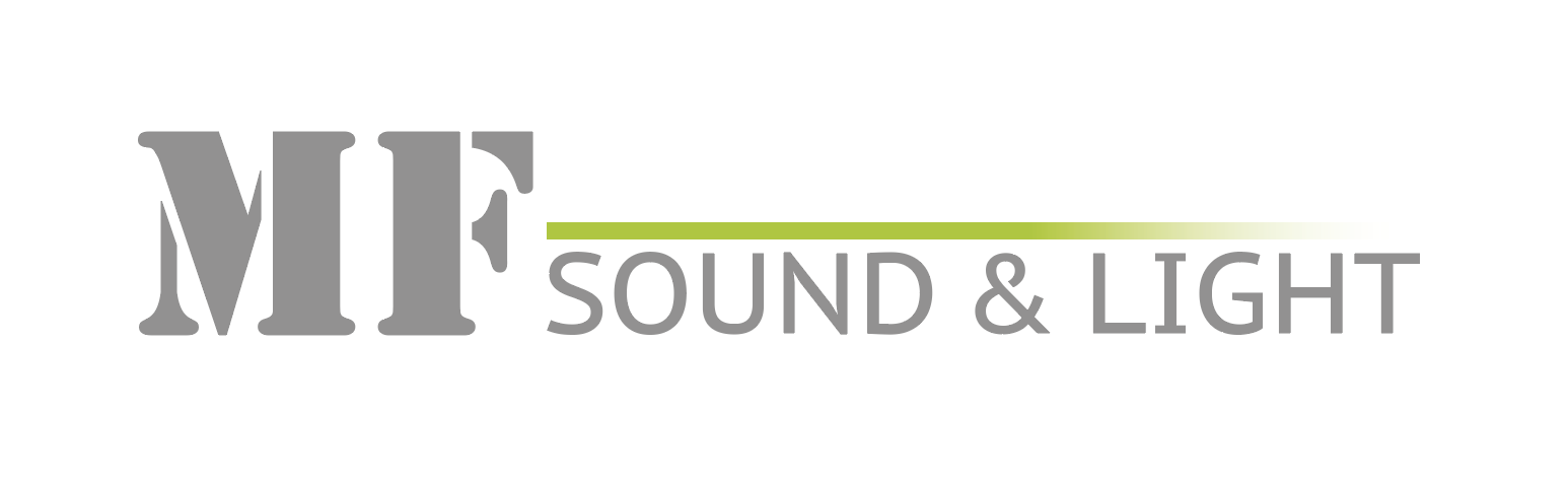 Logo der MF Sound & Light GmbH