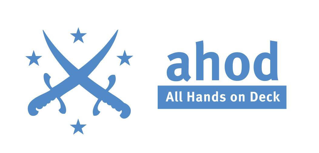 Logo der All Hands on Deck GmbH