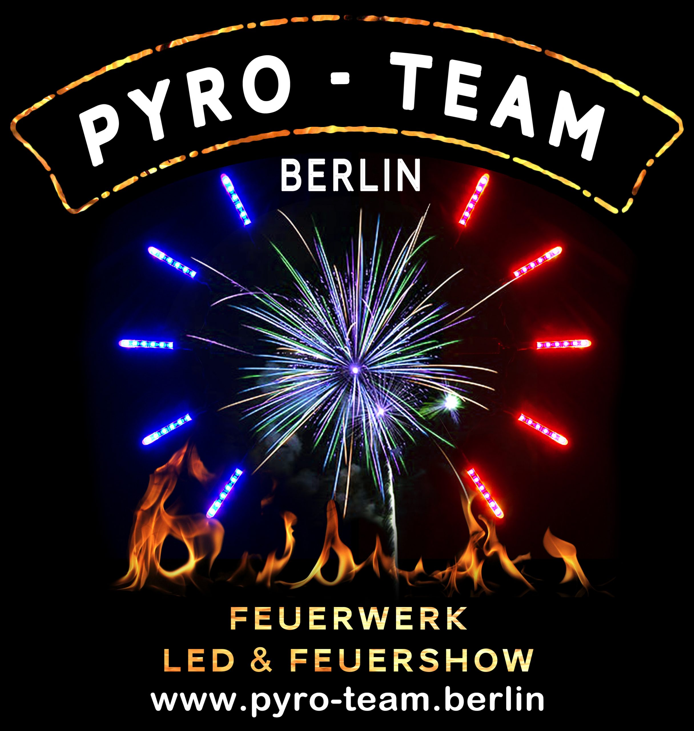 Logo der Pyro-Team Berlin GmbH