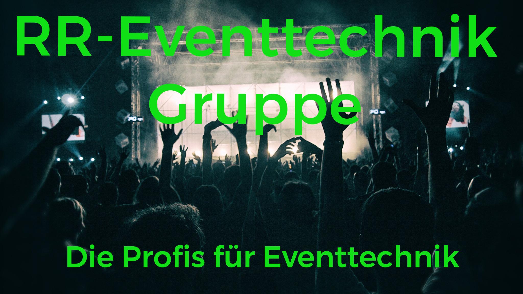 Logo der RR-Eventtechnik Gruppe