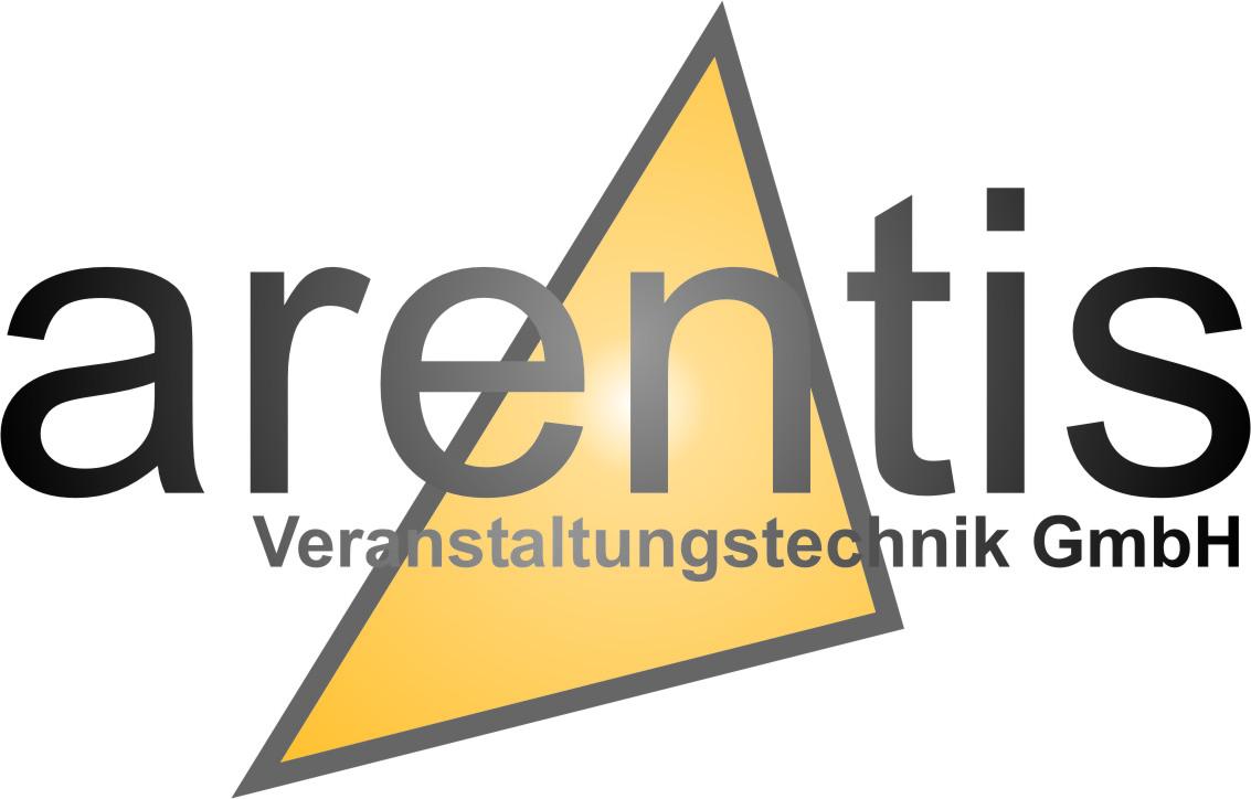 Logo der arentis veranstaltungstechnik GmbH