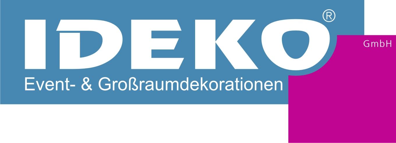 Logo der IDEKO Event- und Großraumgestaltung GmbH
