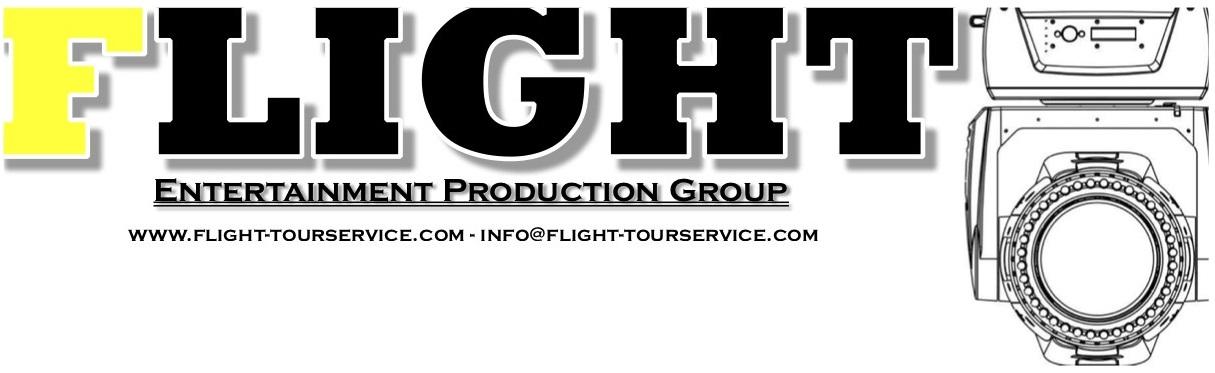 Logo der Flight Entertainment Production Group