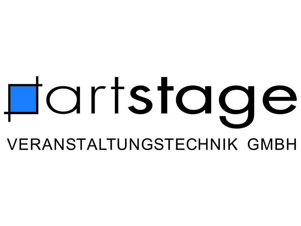Logo der artstage Veranstaltungstechnik GmbH
