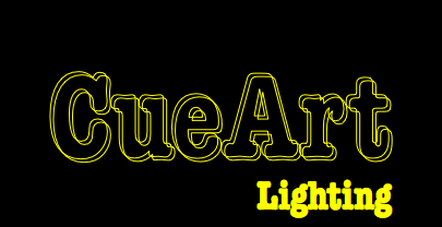 Logo der CueArt Lighting