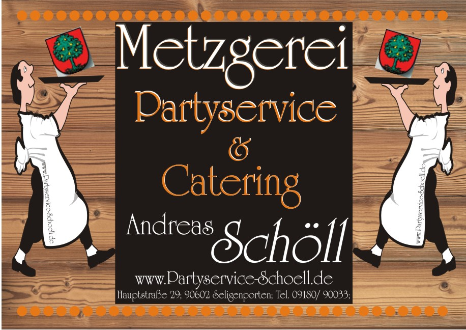 Logo der Partyservice & Catering Schöll