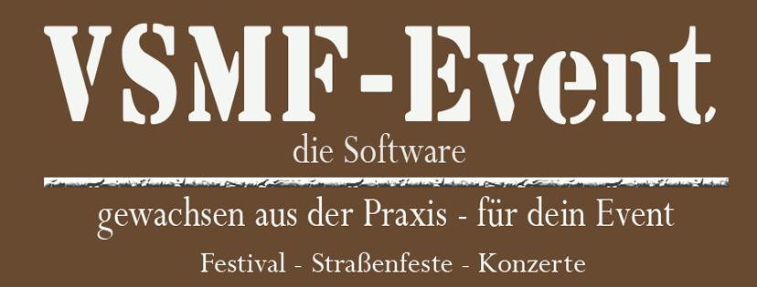 Logo der VSMF Event