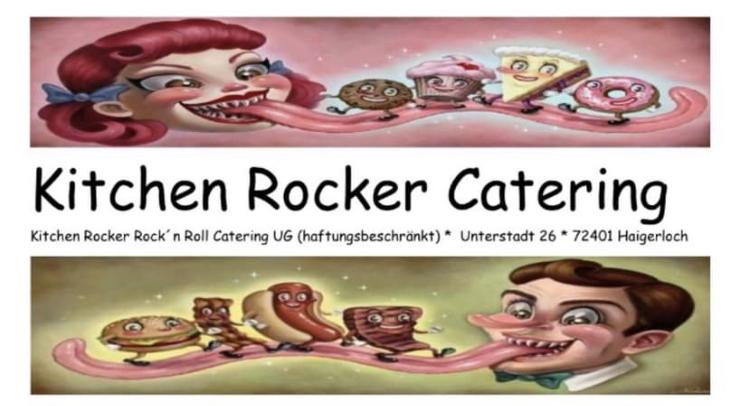Logo der Kitchen Rocker Künstler Betreuung