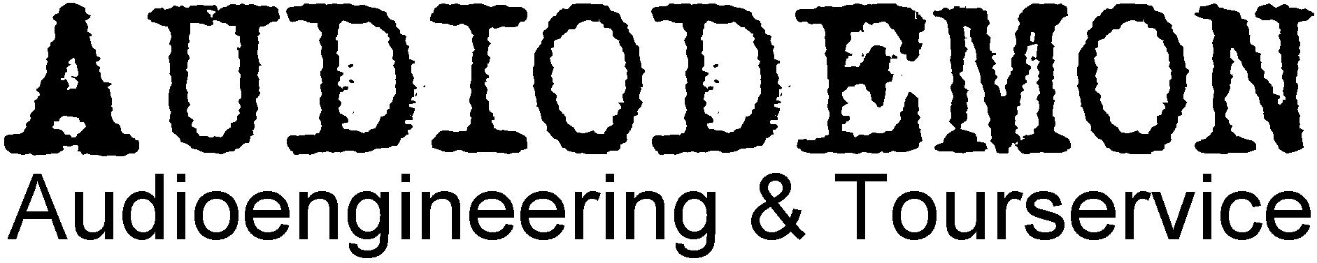 Logo der AUDIODEMON