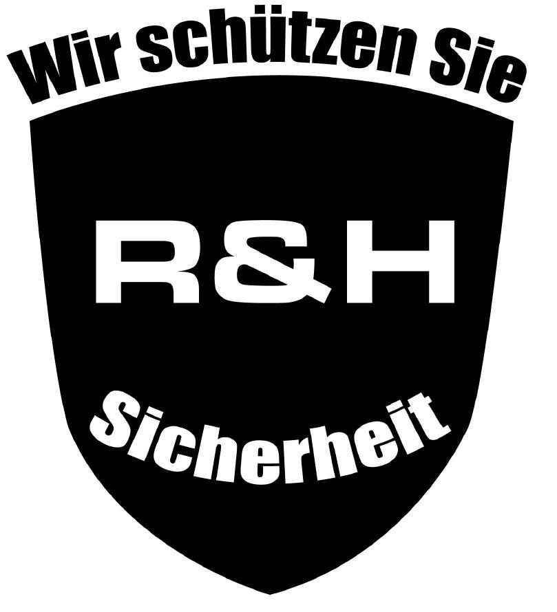 Logo der R&H Sicherheit GmbH