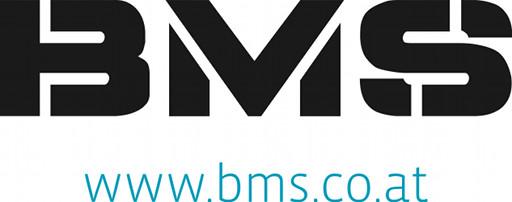Logo der BMS Production Group Medien- & Veranstaltungstechnik GmbH