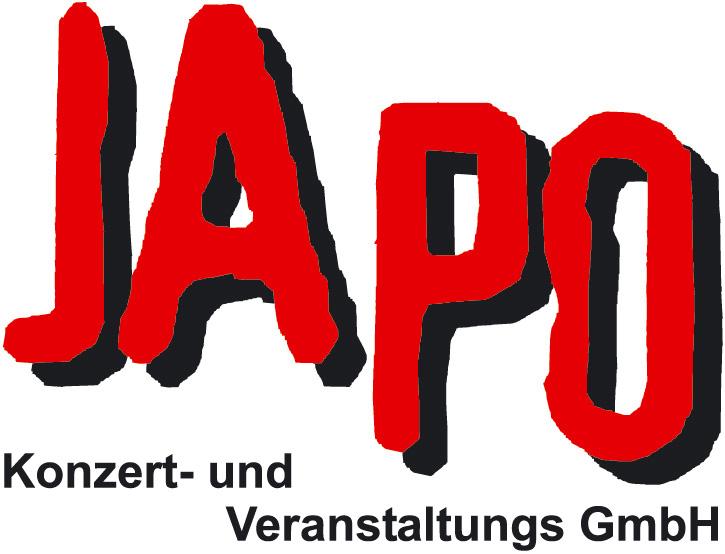 Logo der JAPO Konzert- und Veranstaltungs GmbH