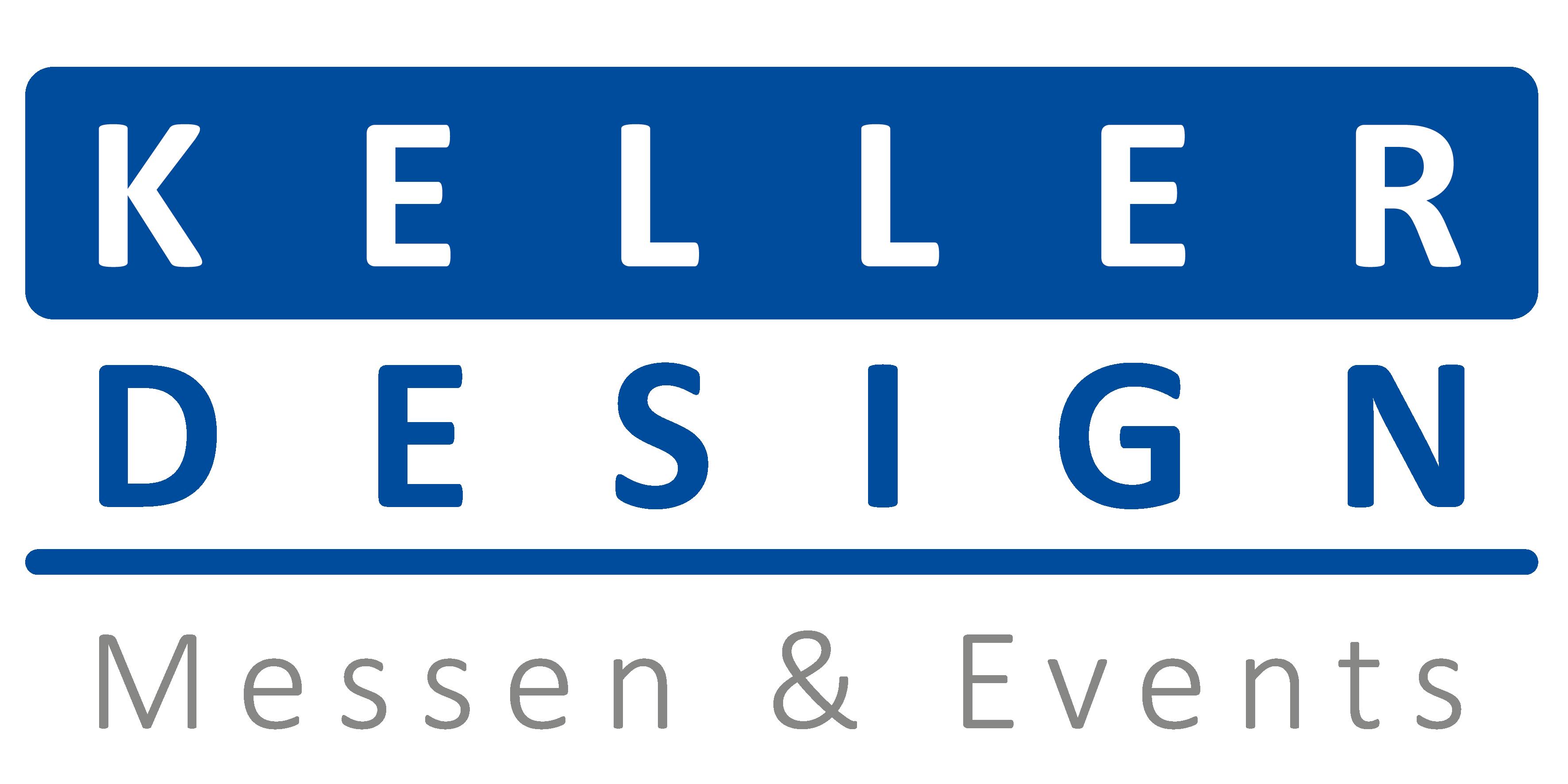 Logo der Keller Design - Messen & Events - GmbH