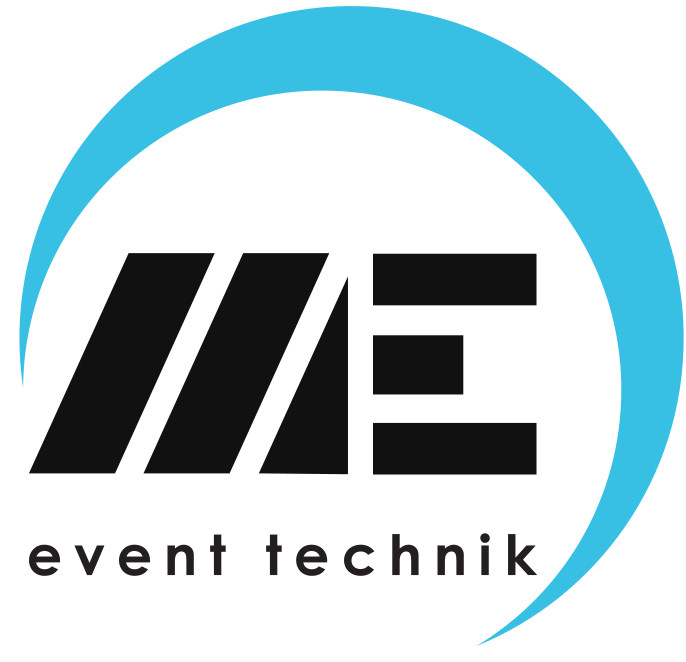 Logo der ME event technik