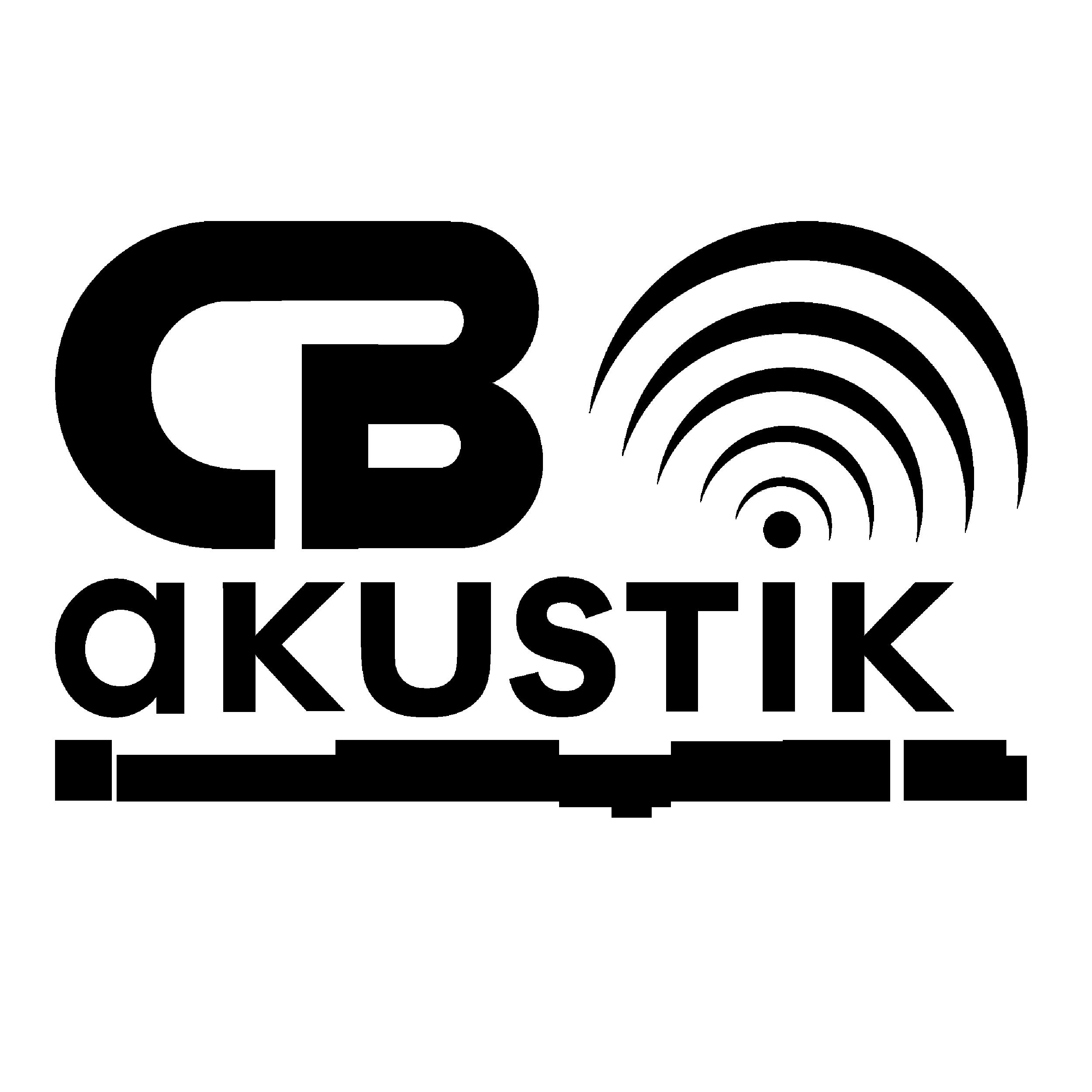 Logo der CB Akustik e.K.