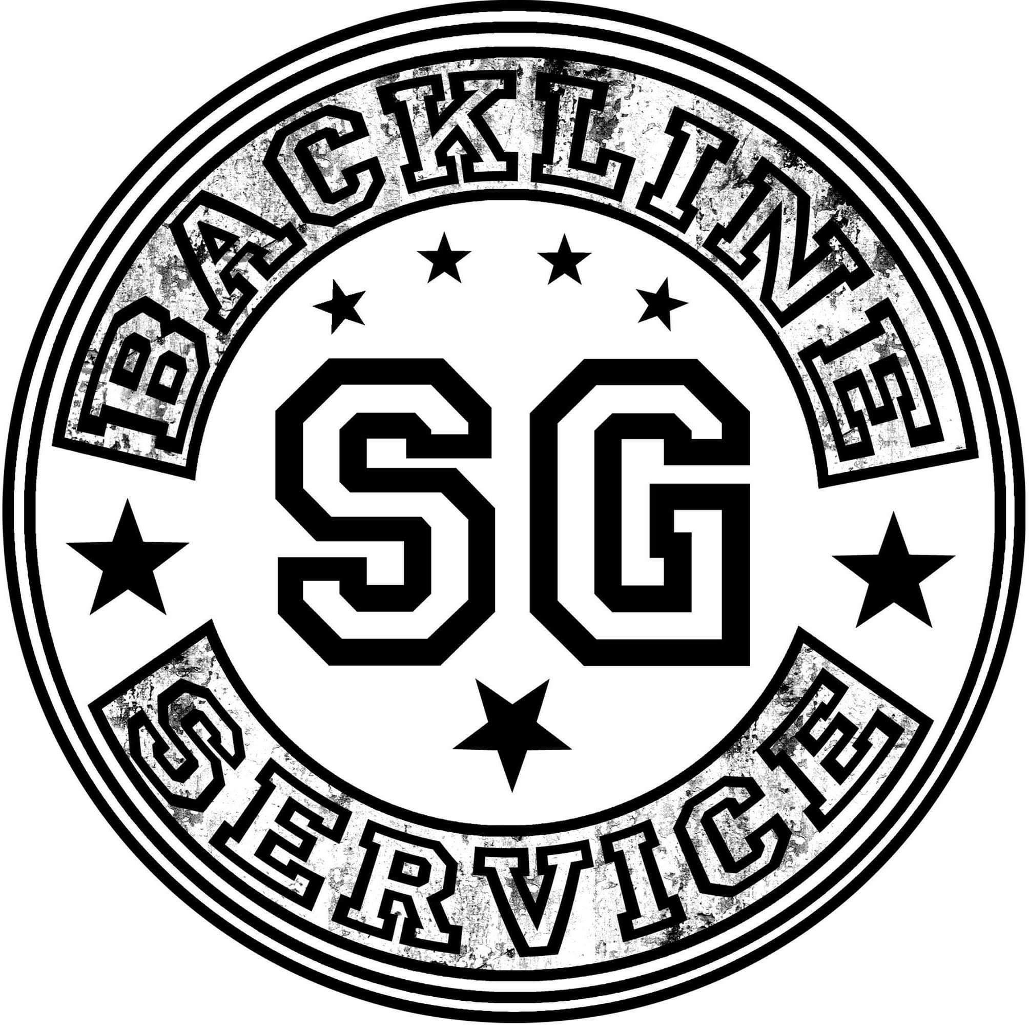 Logo der SG Records GmbH / SG Backline Service