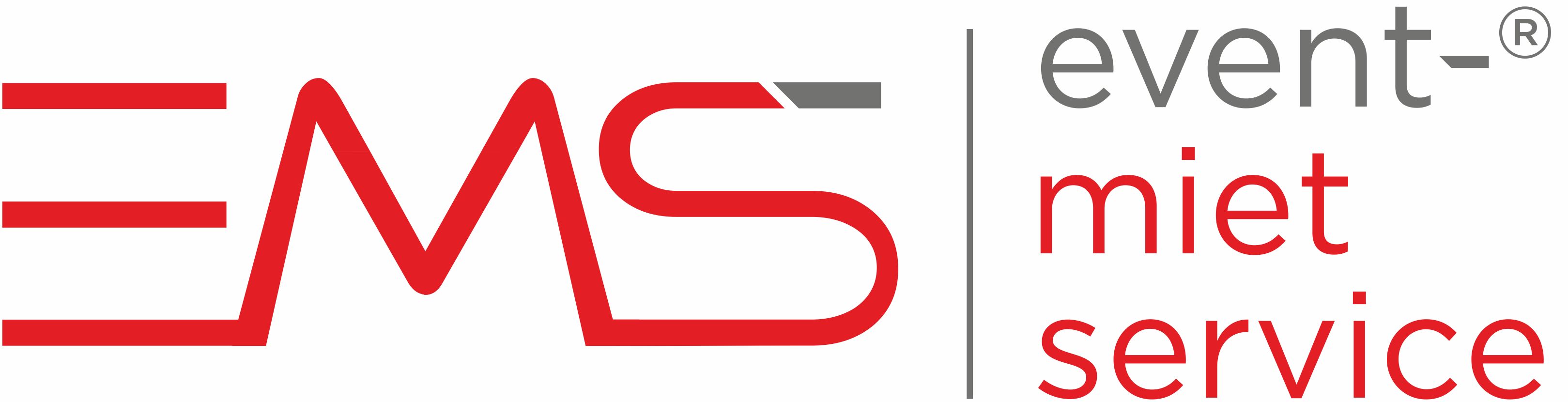 Logo der event-mietsevice GmbH