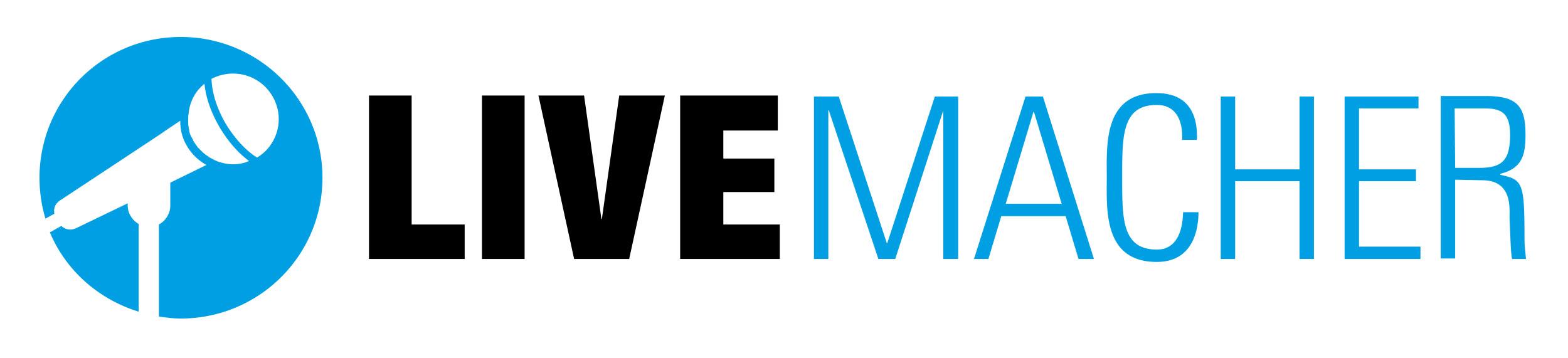 Logo der Livemacher GmbH