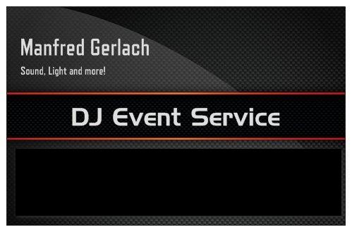 Logo der DJ Event Service