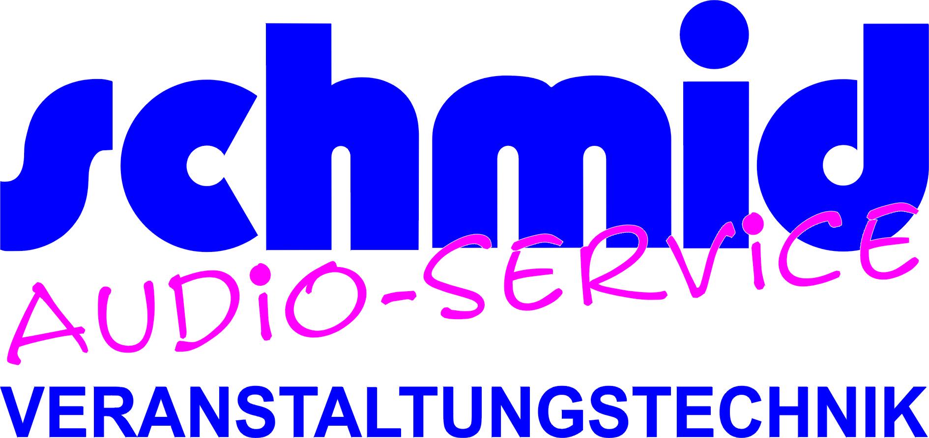 Logo der Audio-Service Schmid