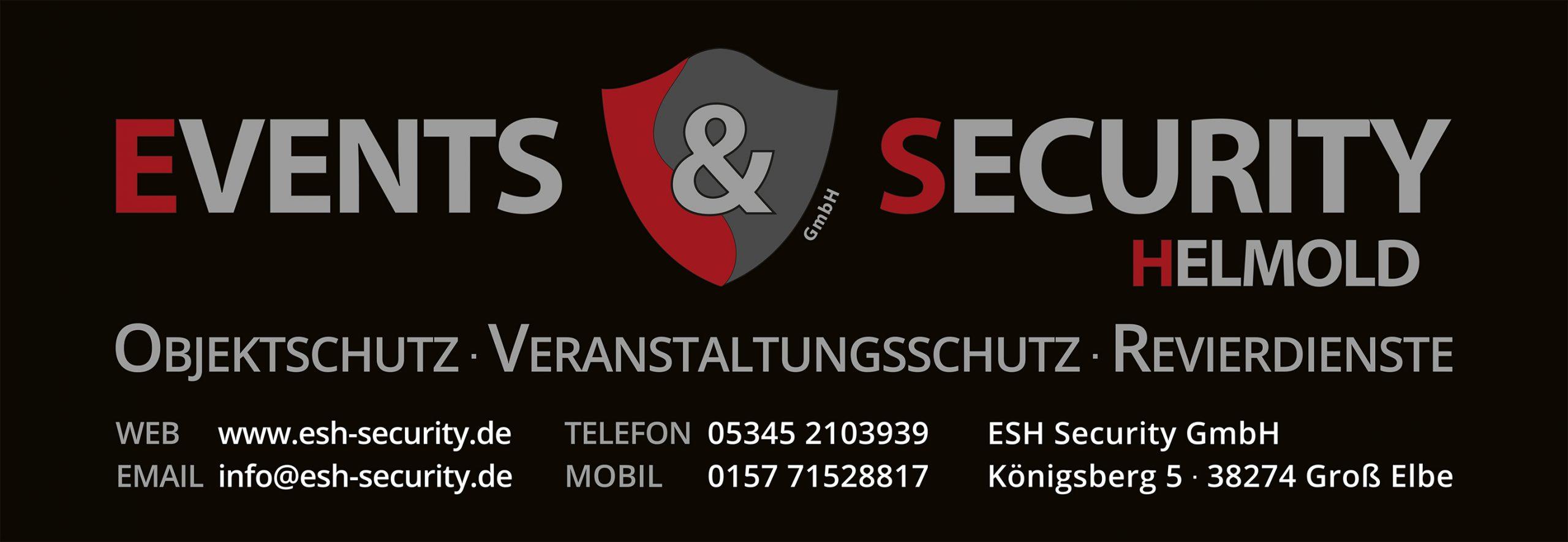 Logo der ESH Security GmbH