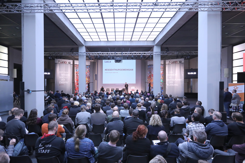 6. IBIT Fachtagung Veranstaltungssicherheit Berlin OlympiastadionFoto: Anke Hesse12.11.2019