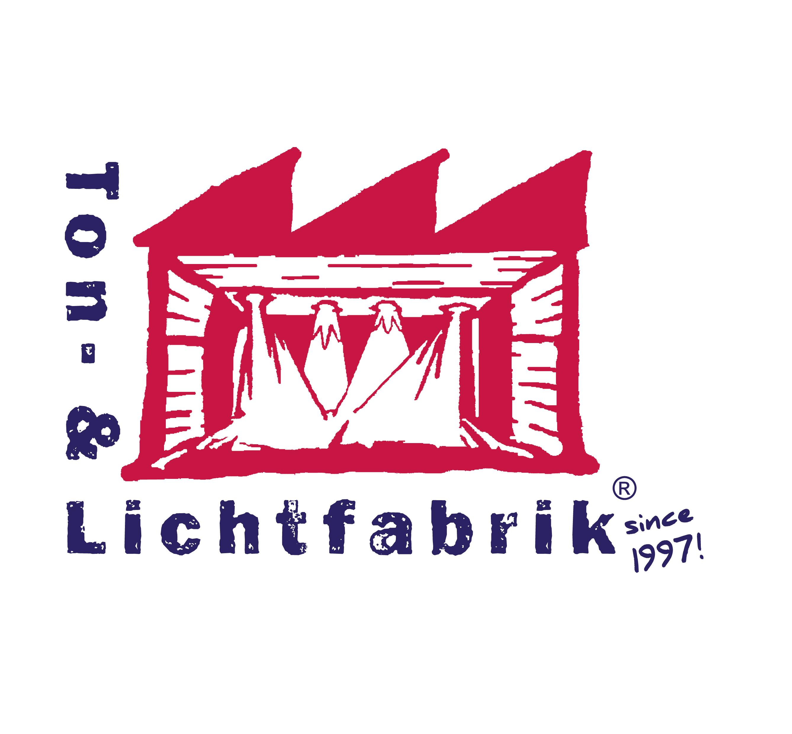 Logo der Ton und Lichtfabrik