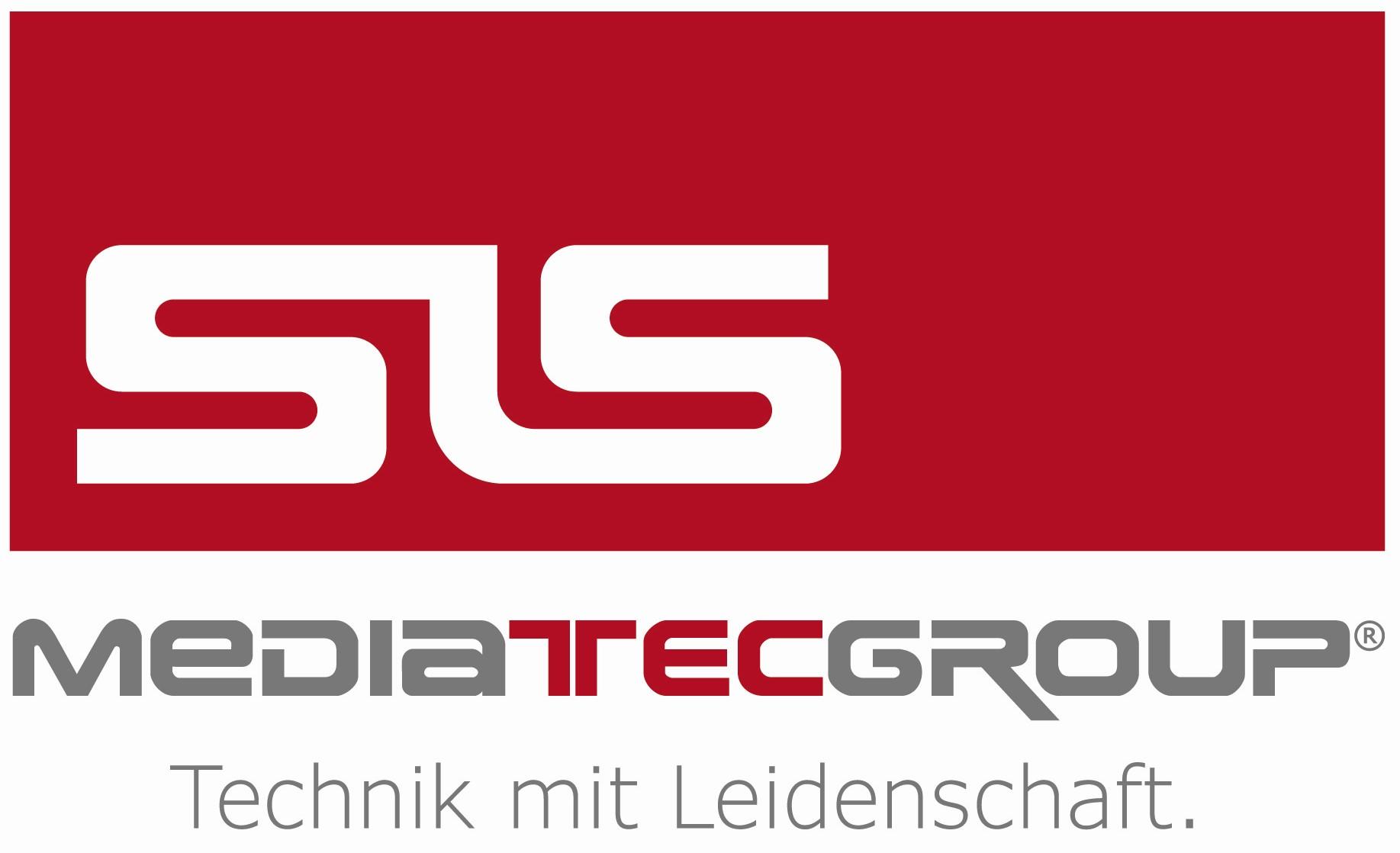Logo der SLS mediatecgroup GmbH
