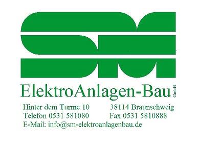 Logo der SM Elektroanlagenbau GmbH
