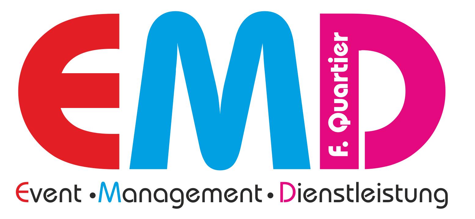 Logo der EMD Event Management & Dienstleistung