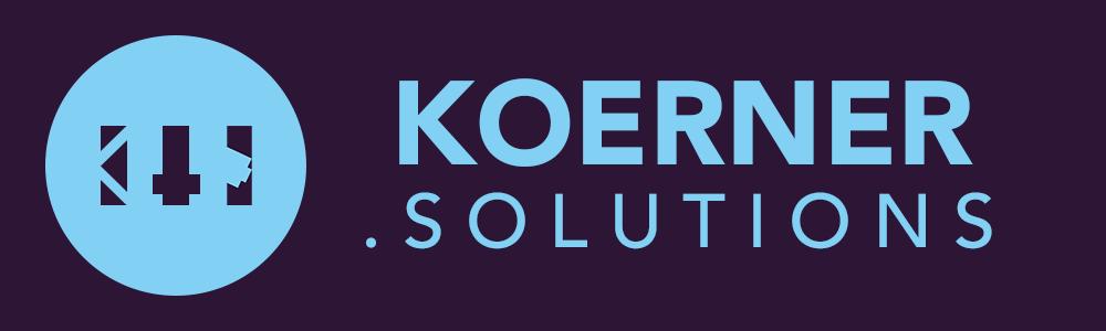 Logo der koerner.solutions