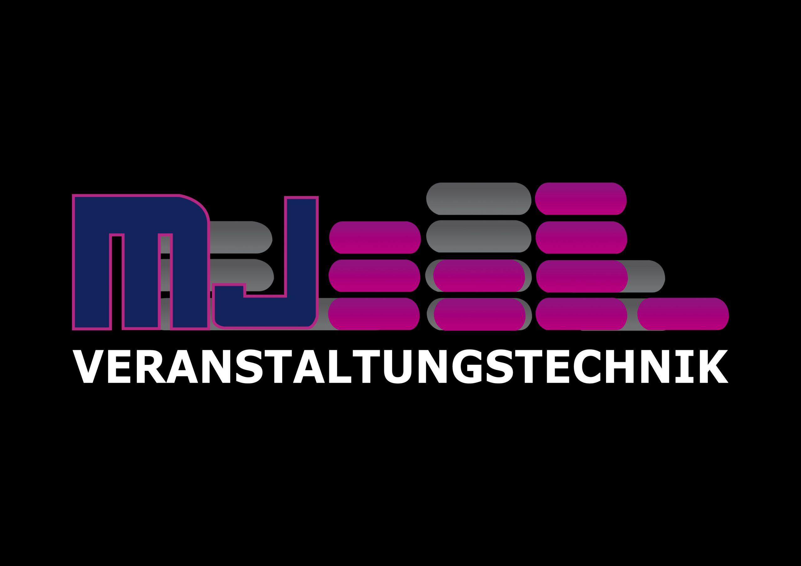 Logo der MJ Veranstaltungstechnik
