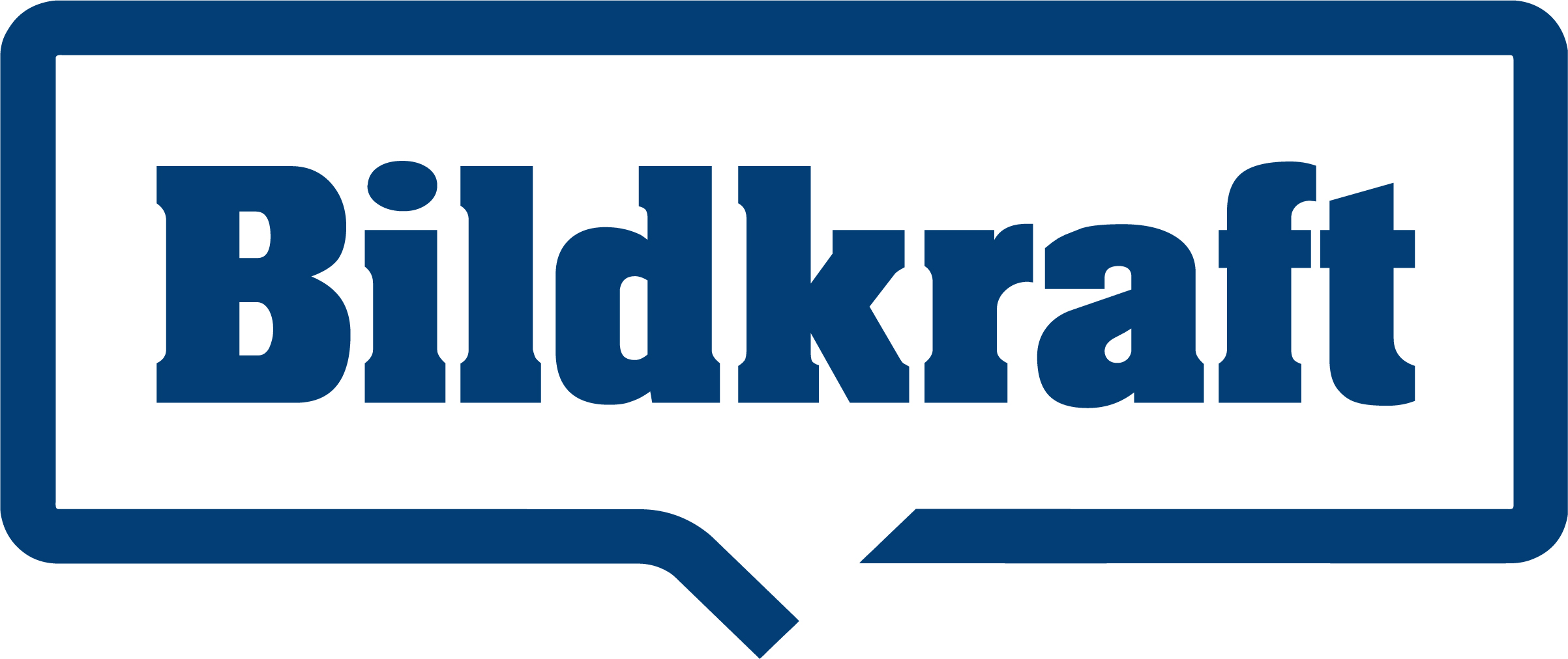 Logo der Bildkraft