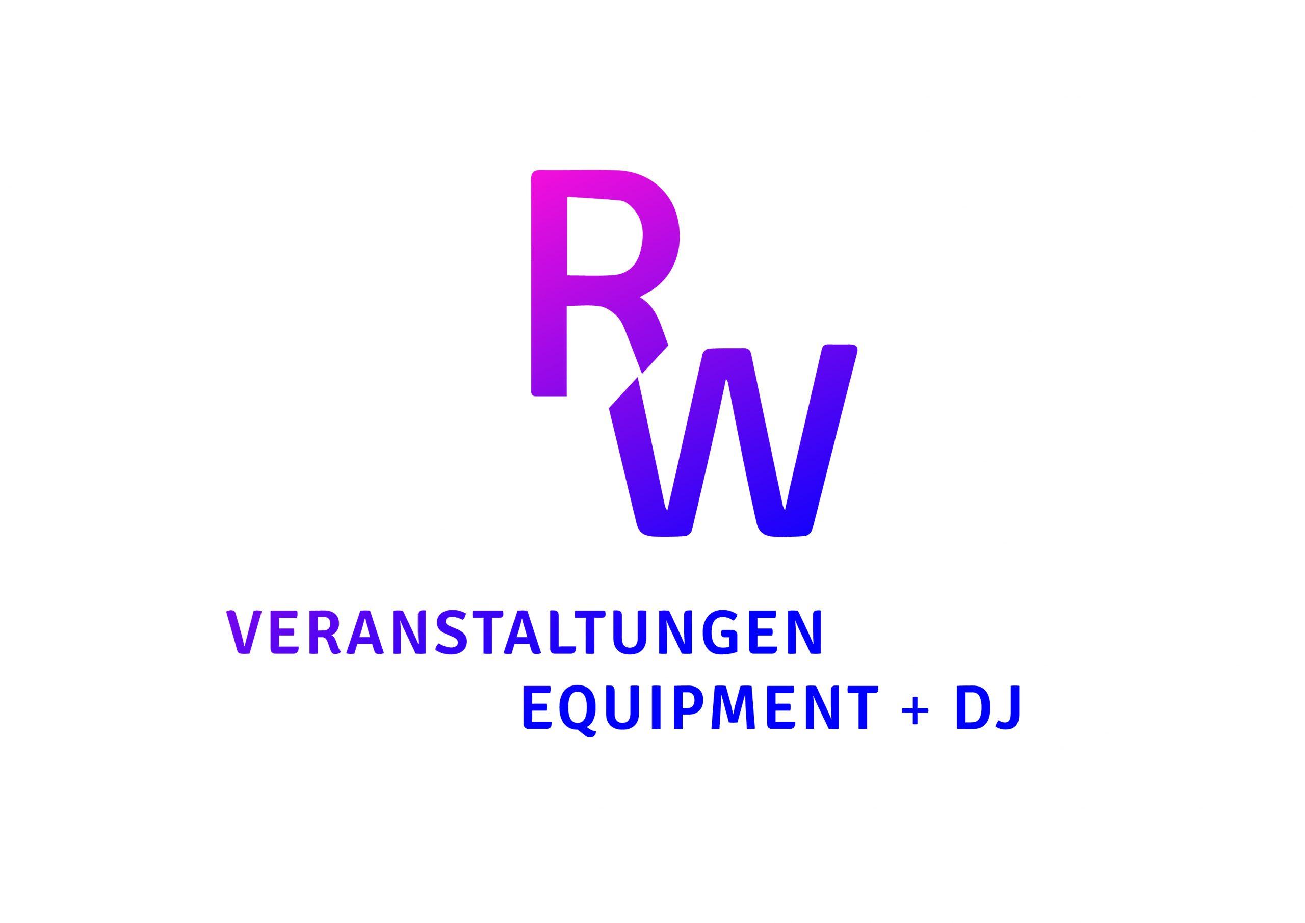 Logo der RW Veranstaltungstechnik GbR